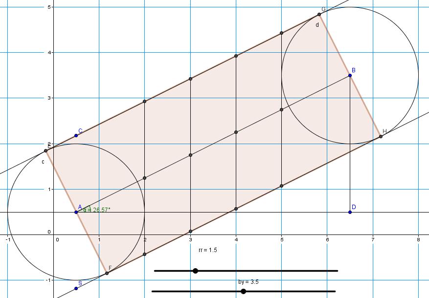 Xiaolin Wu Line Drawing Algorithm : Mieki s diary アンチエイリアスつきで直線描画する方法で悩んでたり